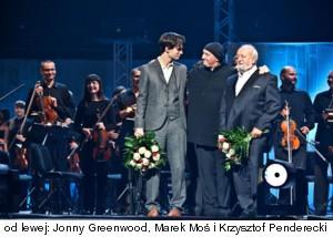 """Koncert """"Penderecki & Greenwood"""" - Europejski Kongres Kultury 2011"""