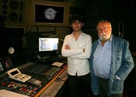 Jonny Greenwood i Krzysztof Penderecki