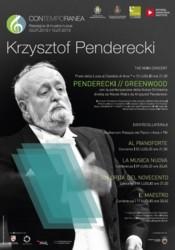 Krzysztof Penderecki / Contemporanea 2013