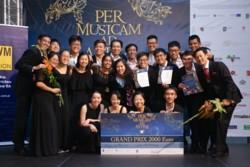 Raffles Singers z Singapuru