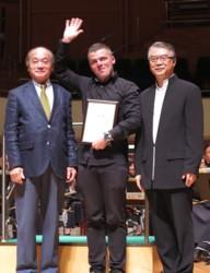 Chen Tcheng-Hsiung, Sebastian Perłowski i Yan Huichang