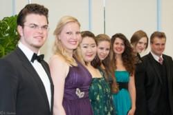 Koncert Laureatów Międzynarodowego Konkursu im. Giulio Perottiego 2012
