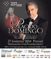 Placido Domingo Live in Poznań - Tu zaczęła się Polska