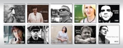 Muzyka Polska Dzisiaj – portrety współczesnych kompozytorów polskich