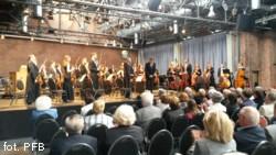 Orkiestra Symfoniczna PFB na Musikfestspiele Saar