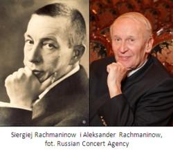 Siergiej Rachmaninow i Aleksander Rachmaninow