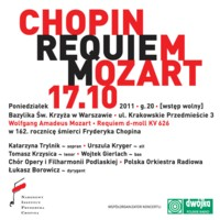 Requiem w rocznicę śmierci Chopina