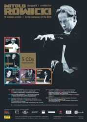 Witold Rowicki - W stulecie urodzin (5 CDs)