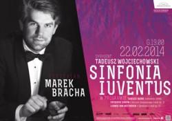 Sinfonia Iuventus i Marek Bracha