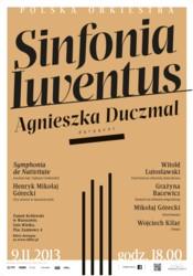 Sinfonia Iuventus z Agnieszką Duczmal