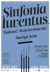 Koncert orkiestry Sinfonia Iuventus