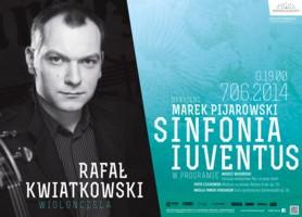 Koncert Sinfonii Iuventus z Rafałem Kwiatkowskim