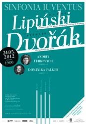 Sinfonia Iuventus zagra Lipińskiego i Dvořáka