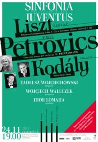 Sinfonia Iuventus - Wieczór muzyki węgierskiej