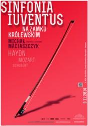 Sinfonia Iuventus zagra z Michałem Maciaszczykiem