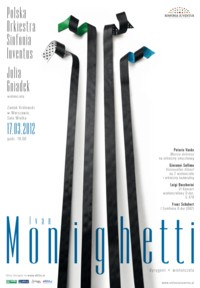 Ivan Monighetti i Sinfonia Iuventus