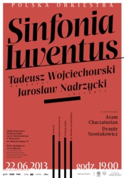 Sinfonia Iuventus w 110. rocznicę urodzin Arama Chaczaturiana