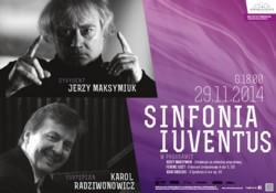 Sinfonia Iuventus zagra z Karolem Radziwonowiczem