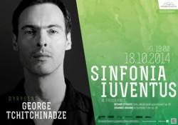 George Tchitchinadze i Sinfonia Iuventus