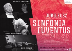 Koncert galowy Polskiej Orkiestry Sinfonia Iuventus