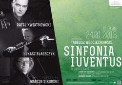 Styczniowy koncert Polskiej Orkiestry Sinfonia Iuventus