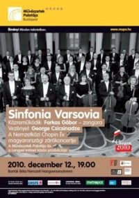 Sinfonia Varsovia w Budapeszcie