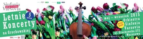 Letnie Koncerty na Grochowskiej 2015