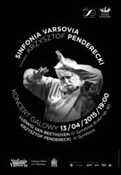 Koncert na zakończenie obchodów 30-lecia Orkiestry Sinfonia Varsovia