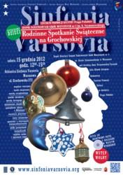 Świątecznie na Grochowskiej z Sinfonią Varsovią