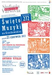 Święto Muzyki na Grochowskiej