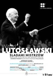 Inauguracja Roku Mistrza Witolda Lutosławskiego na Saskiej Kępie