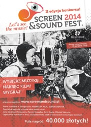 Screen and Sound Fest. - Let's See The Music 2014