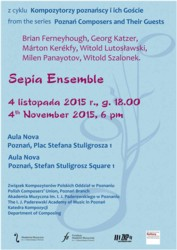 Koncer Sepia Ensemble