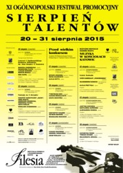 Sierpień Talentów - Katowice 2015