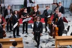 Sinfonietta Cracovia pod batutą Bassema Akiki