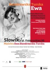 Słowik z Francuskiej 36... Maestra Ewa Bandrowska-Turska