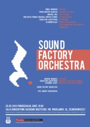 Koncert Sound Factory Orchestra