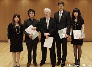 Laureaci Toru Takemitsu Award 2013