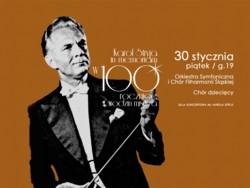 Koncert na stulecie urodzin Karola Stryji