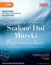 Szalone Dni Muzyki 2015