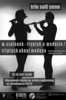 Tryptyk o Meduzie