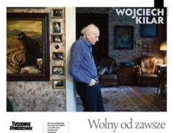 Tygodnik Powszechny  nr 2/2014 z dodatkiem poświęconym Wojciechowi Kilarowi