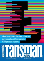 IX Międzynarodowy Festiwal i Konkurs Indywidualności Muzycznych TANSMAN 2012