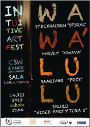 WAWA' LULU intuitive art fest
