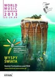 Warszawski Festiwal Skrzyżowanie Kultur 2013