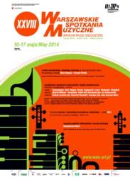 Warszawskie Spotkania Muzyczne 2014