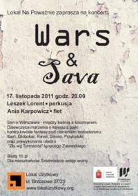 Wars & Sava.11