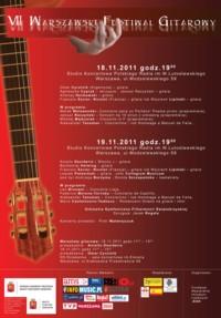 VII Warszawski Festiwal Gitarowy