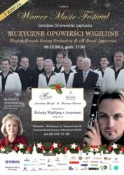 Muzyczne opowieści wigilijne na Wawer Music Festival