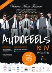 Koncert AudioFeels na Wawer Music Festival